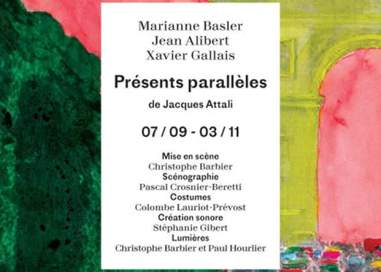 Pr�sents parall�les � Paris 18�me