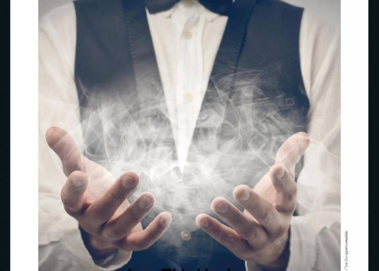 Sur les traces d'Ars�ne Lupin : entre magie et mentalisme � Paris 10�me