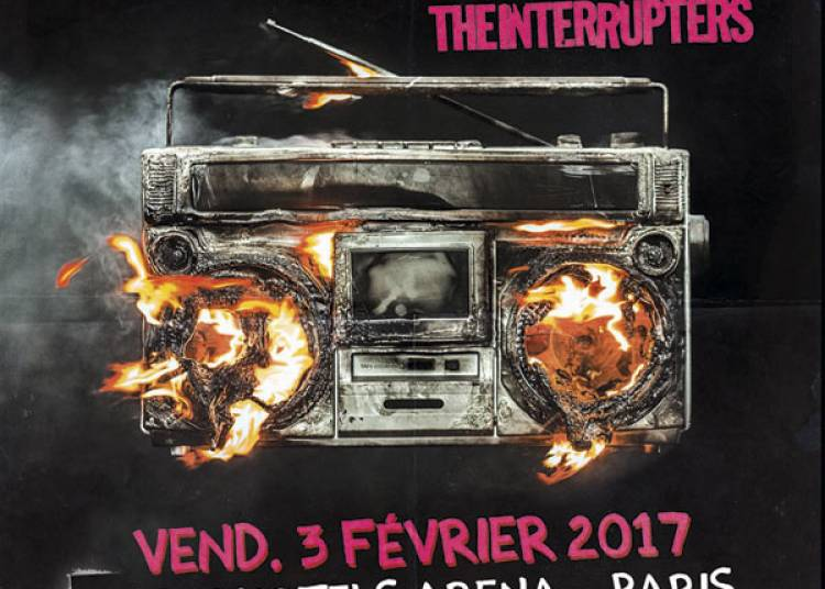 Green Day à Paris 12ème