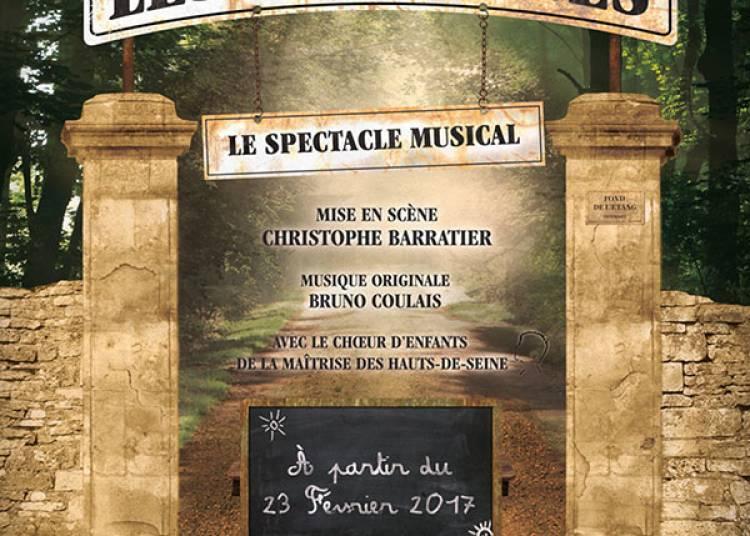 Les Choristes � Paris 9�me