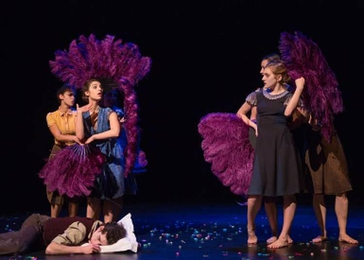 Ballet junior de Genève à Ancenis