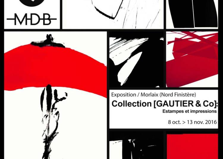 Collection [GAUTIER & Co] : estampes et impressions � Morlaix