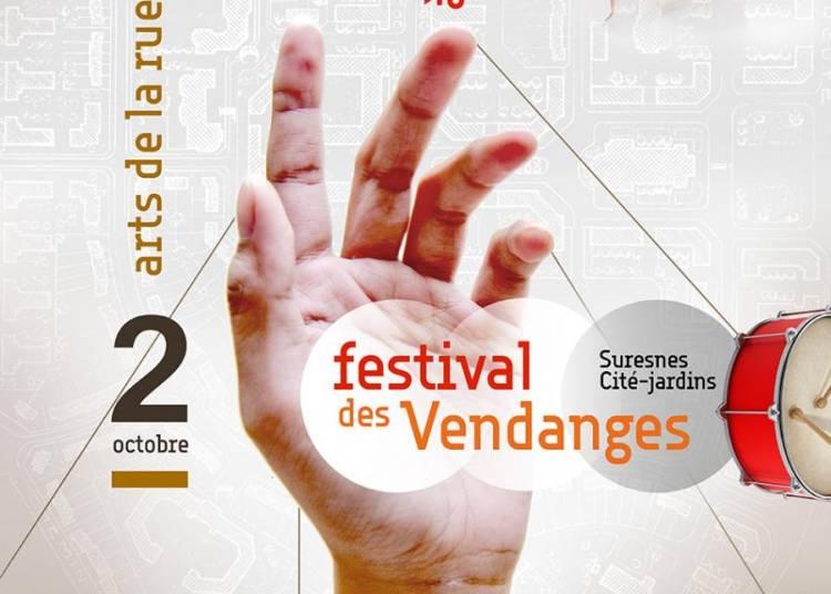 Festival des Vendanges Suresnes 2016