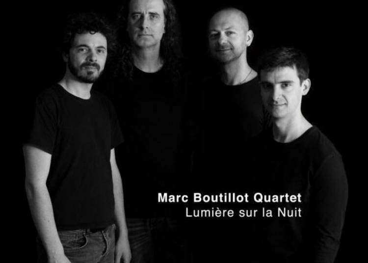 Marc Boutillot Quartet � Paris 1er