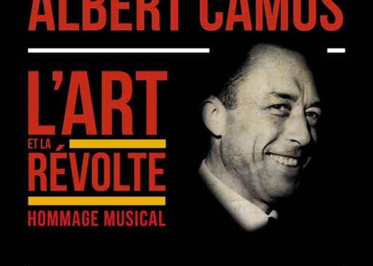 Abd Al Malik Rencontre Albert Camus à Paris 8ème
