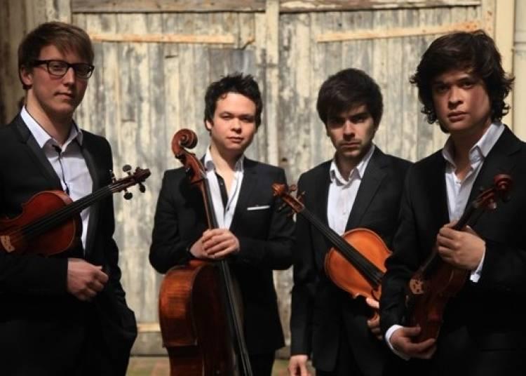 Concert Journ�e Quatuors - Q. Van Kuijk � Arles