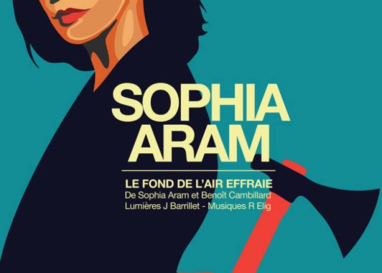 Sophia Aram à Valenciennes