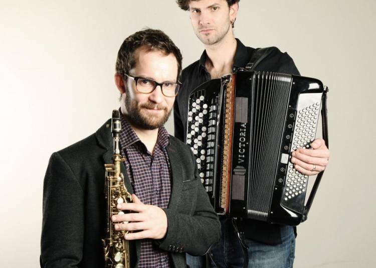 Vincent Peirani & Emile Parisien à Meylan