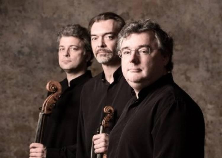 Concert Trio Wanderer � Arles