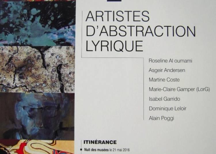 Exposition de peintures � Fougeres