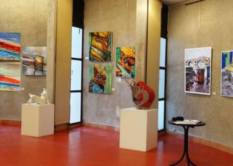 Exposition des Artistes Ramonvillois à Ramonville saint Agne