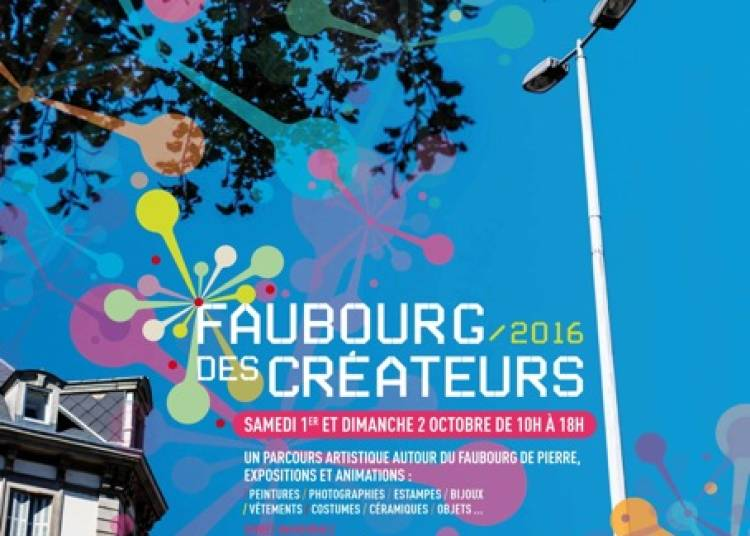 Faubourg des cr�ateurs � Strasbourg