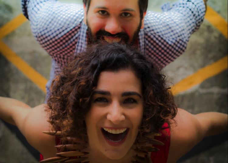 Paula Santoro & Daniel Marques � Paris 1er