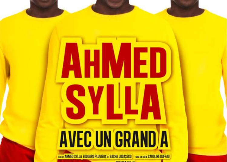 Ahmed Sylla Avec Un Grand A � Paris 9�me