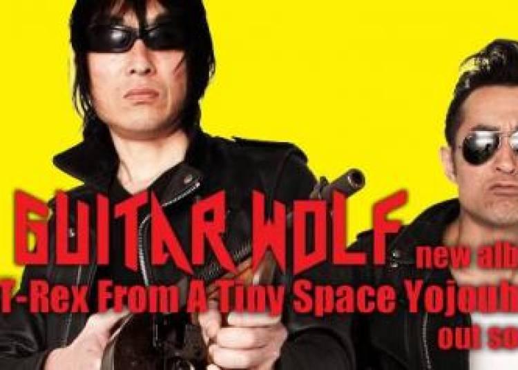 Guitar Wolf + Guest � Paris 13�me