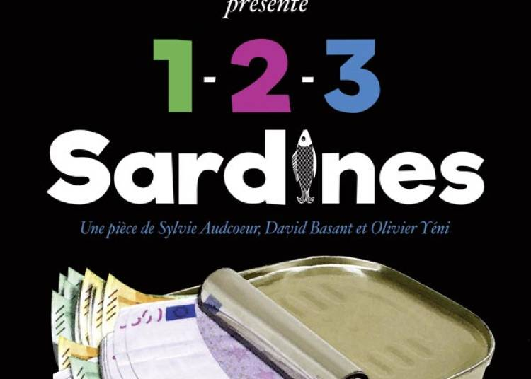1, 2, 3 Sardines � Angers
