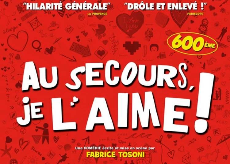 Au Secours, Je L'aime ! à Nantes