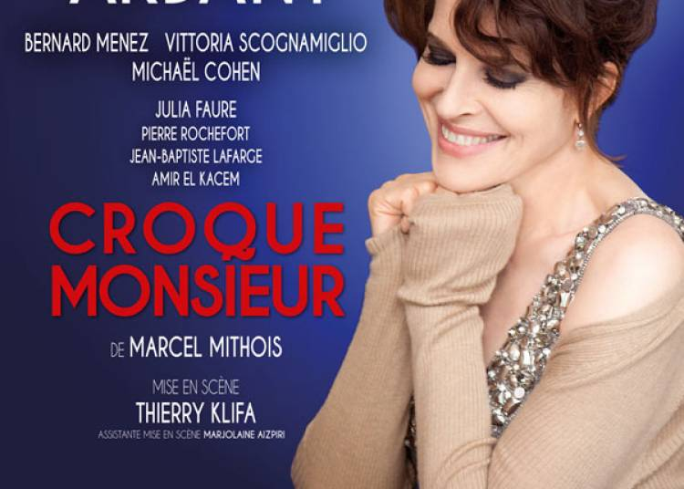 Croque Monsieur � Paris 2�me
