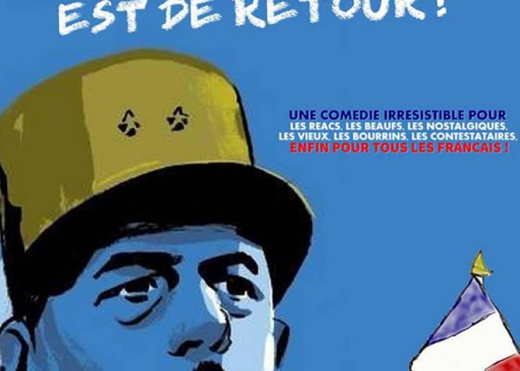 De Gaulle Est De Retour ! à Lille