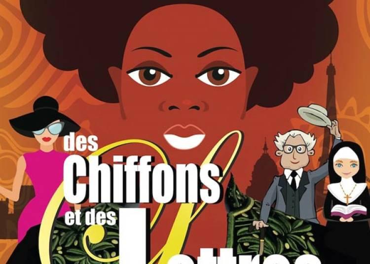 Des Chiffons Et Des Lettres � Bordeaux