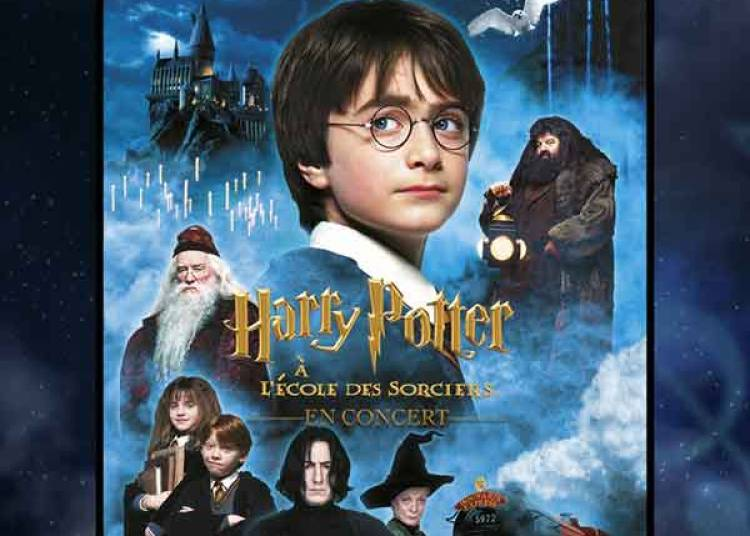 Harry Potter A L'ecole Des Sorciers � Paris 8�me