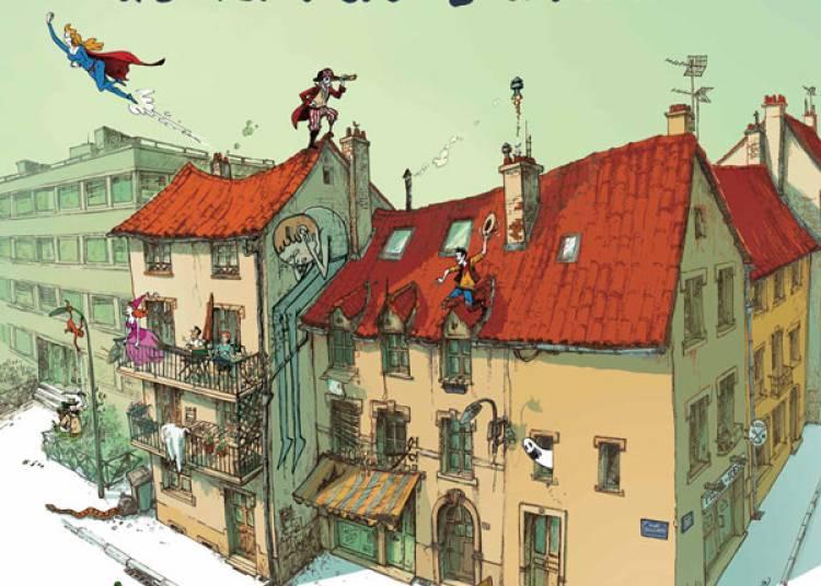 Les 10 Histoires De La Rue Duviard à Lyon