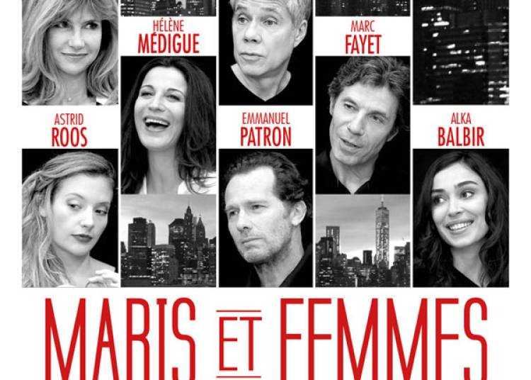 Maris Et Femmes � Paris 9�me