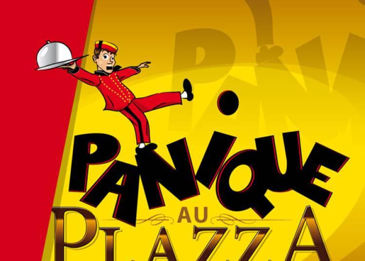 Panique Au Plazza à Nantes