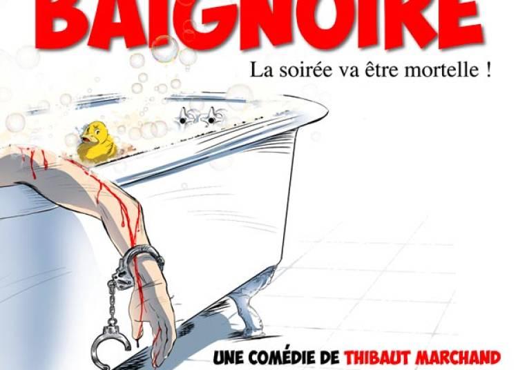 Un Macchabee Dans La Baignoire � Paris 18�me