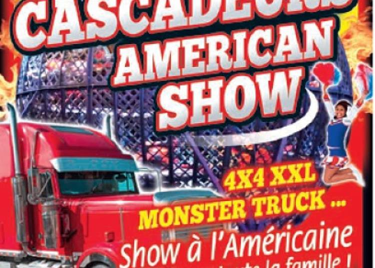 American Show Cascadeurs � Fos sur Mer