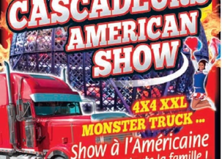 American Show Cascadeurs � Vitrolles