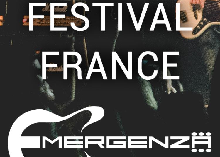Quart de finale du festival Emergenza � Paris 13�me