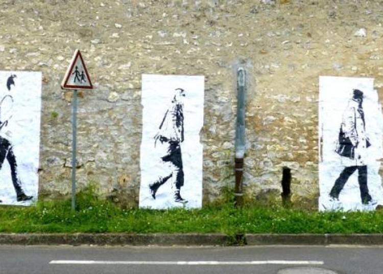 Intimes fronti�res Dessins - Vid�os - Photographies � Saint Valery en Caux