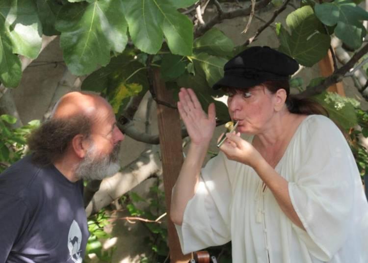 Isabelle Loeffler raconte Les aventures de Trafalgar � Haguenau