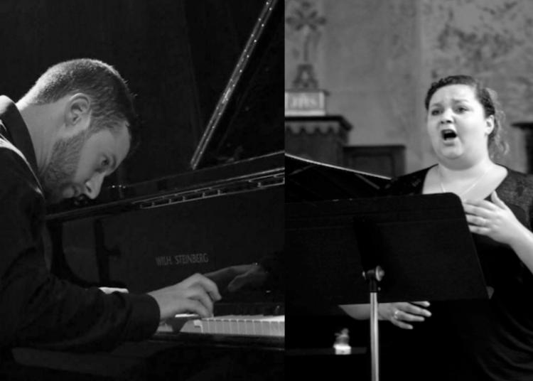 Mathis Calzetta et Ryme chant lyrique et piano � Grenoble