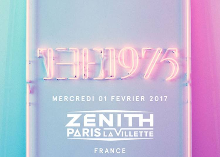 The 1975 � Paris 19�me