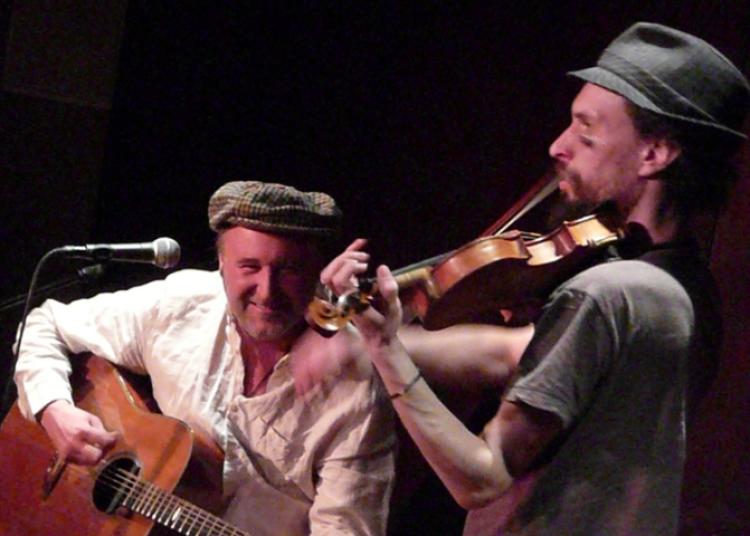 Tim O'Connor musiques et chansons irlandaises � Grenoble