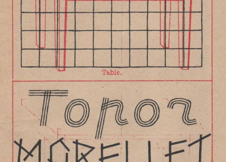 Topor, Morellet, Spoerri: La Volonté De Distance à Paris 3ème
