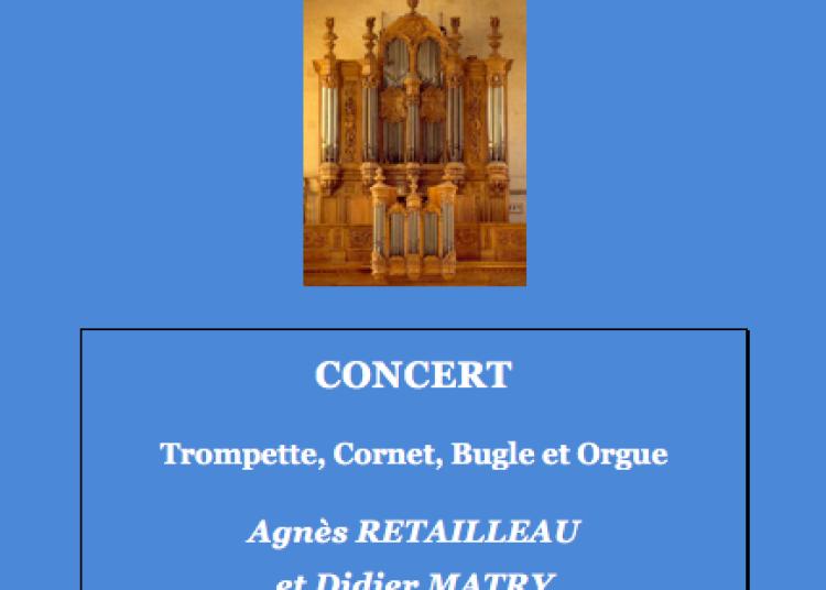 Trompette, Bugle, Cornet et Orgue � Paris 13�me