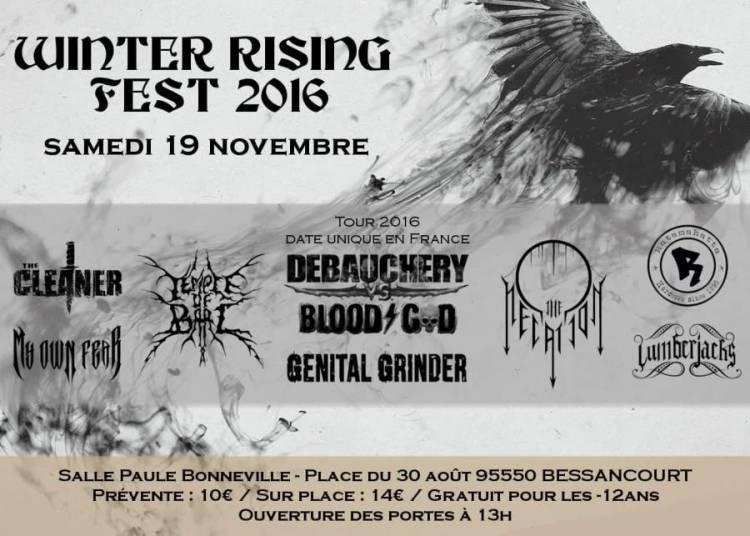 Winter Rising Fest 2016