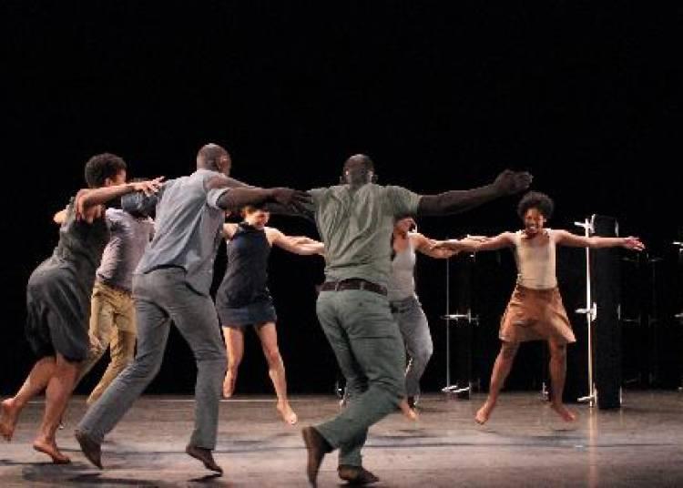 Du d�sir d'Horizons - Salia Sanou - Danse � Tremblay en France
