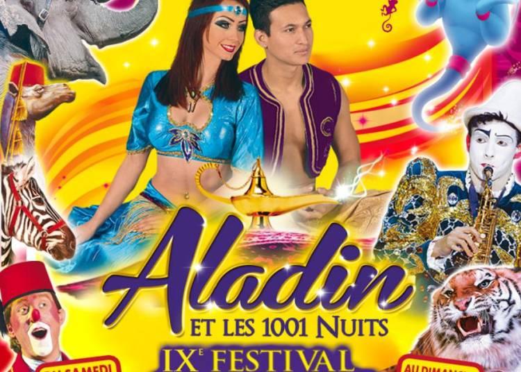 9�me Festival Du Cirque International Sur Lyon 2016