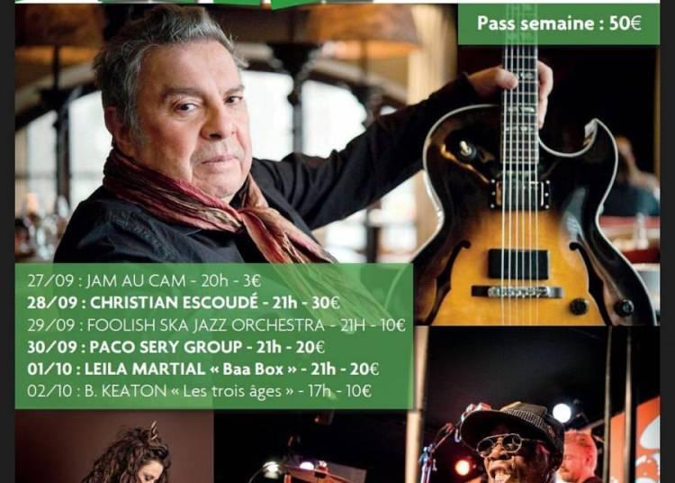Jazz Au Cam � Strasbourg