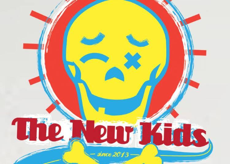 The New Kids : On The Rockx!! � Livry Gargan