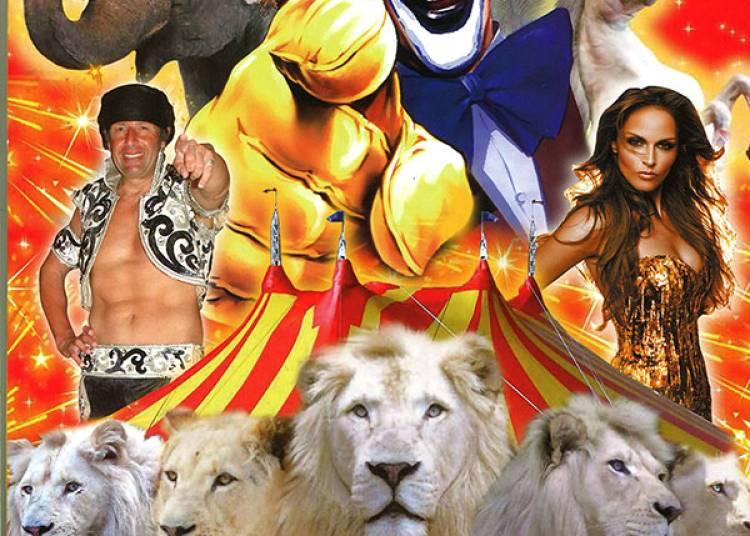 Le Cirque De L'espoir � Paris 12�me