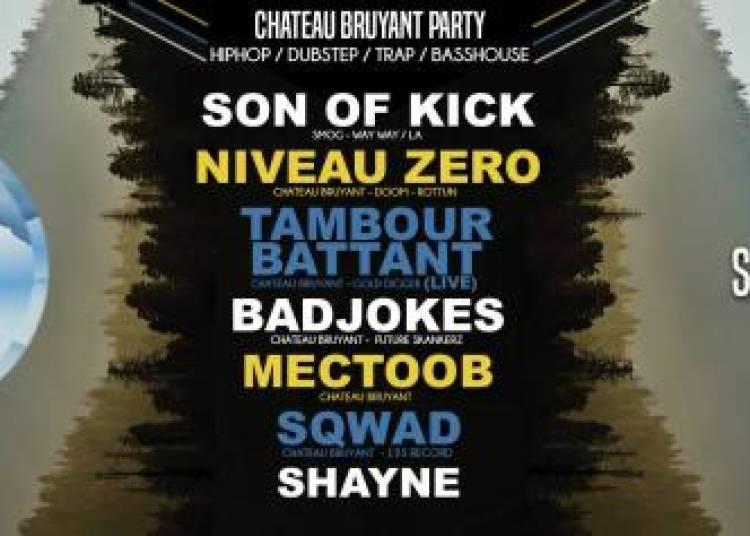 Ch�teau Bruyant Party � Paris 13�me