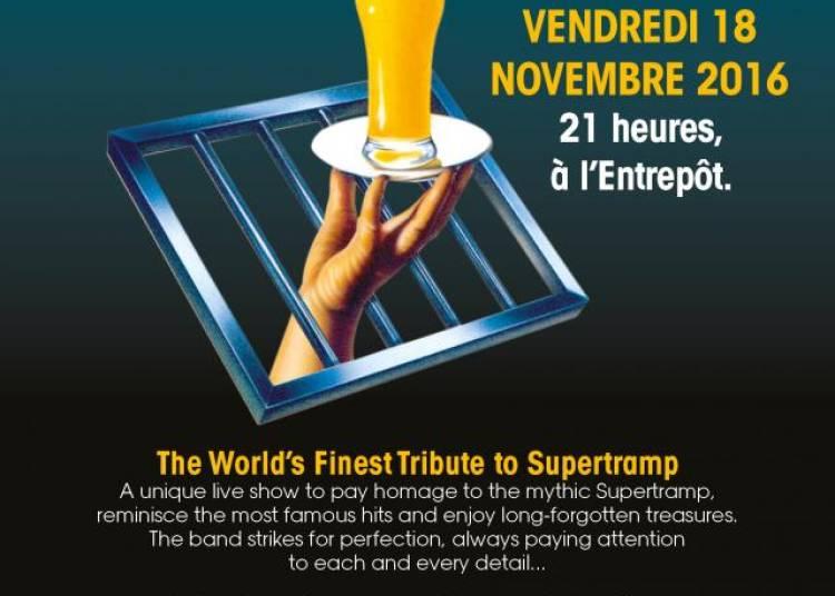 Covertramp, tribute To Supertramp � Paris 14�me