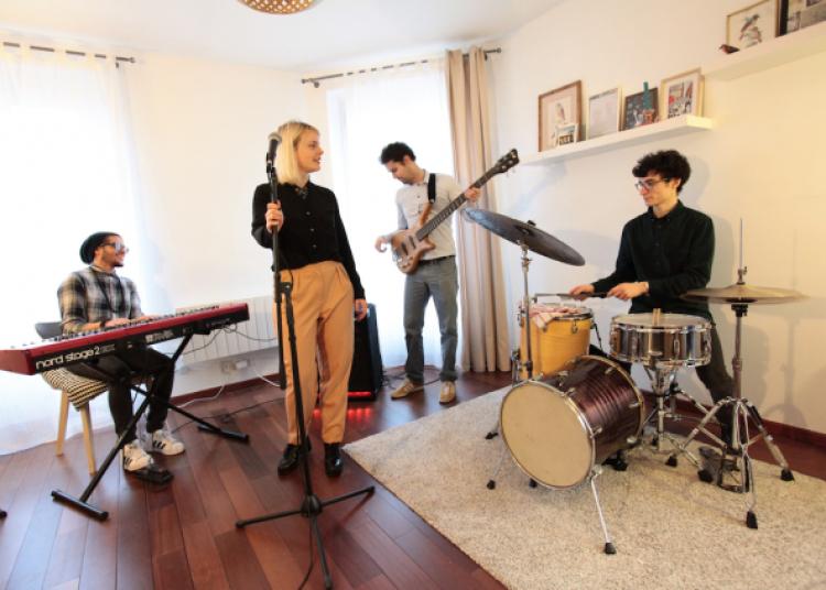 Julie-leo Quartet � Paris 1er