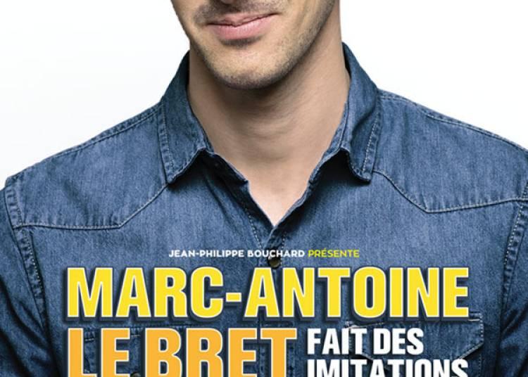 Marc Antoine Le Bret à Dijon