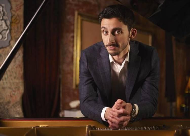 Pablo Campos Trio � Paris 1er